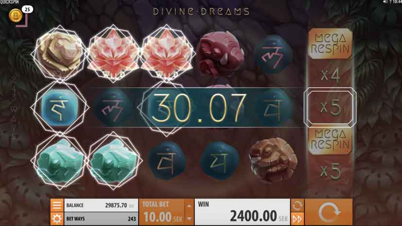 Divine Dreams Slot