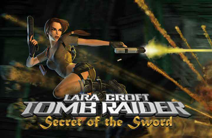 Tomb Raider Secret of the SwordSlot