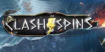 Videoslots Casino Test Clash of Spins