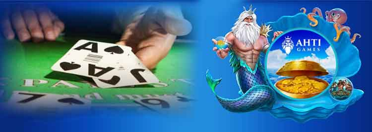 Ahti games Casino test live casino