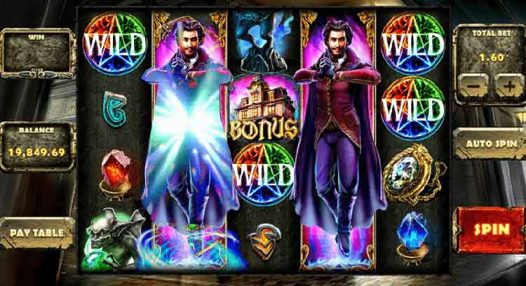 Magic Wild - Slots von Red Rake Gaming