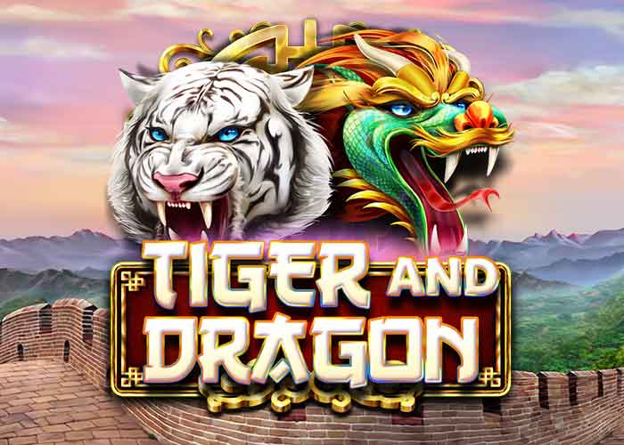Tiger and Dragon - Slots von Red Rake Gaming