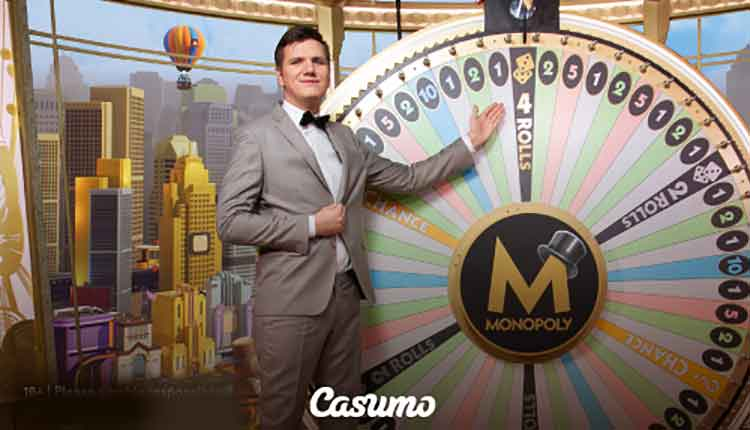 monopoly live bei casumo
