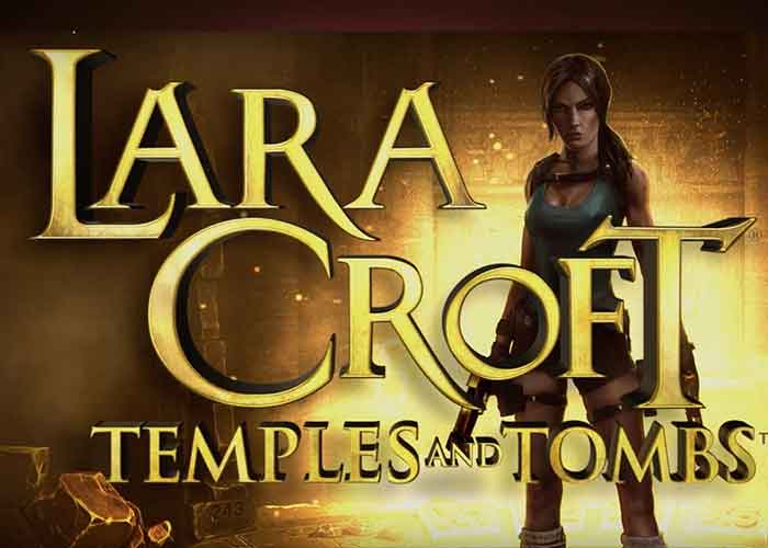 Microgamings 3. Streich –  Lara Croft Temples and Tombs Slot