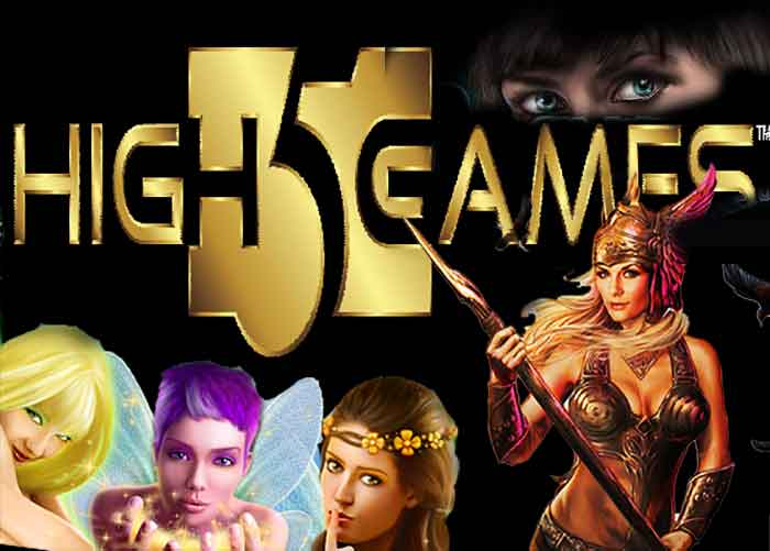 High 5 games und 888 casino