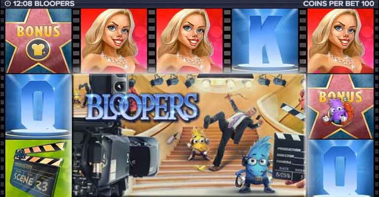 Der Bloopers Slot
