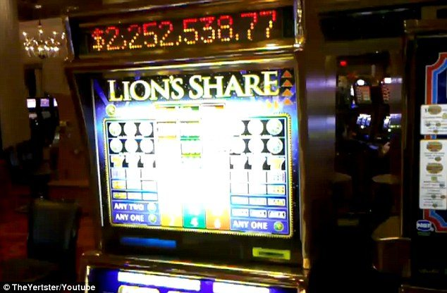 Lions Share Slot